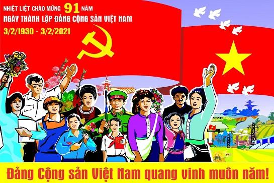 Thành lập Đảng